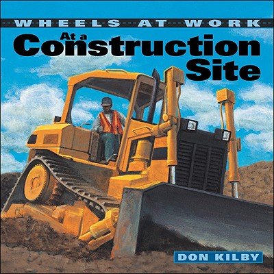 At a Construction Site By Kilby, Don